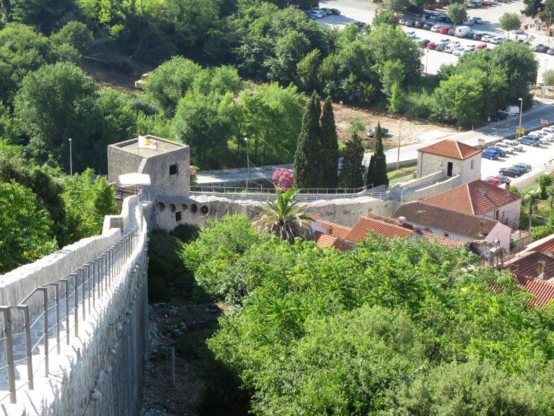 Башни Nad Vozom и Barabanata