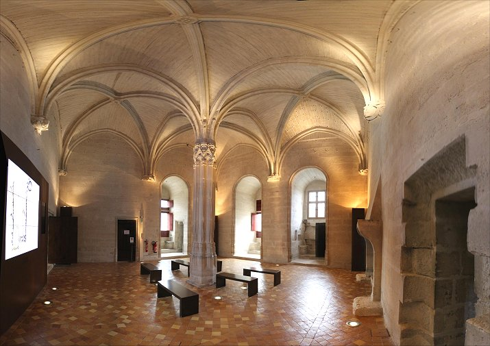 Венсенский замок. Зал советов