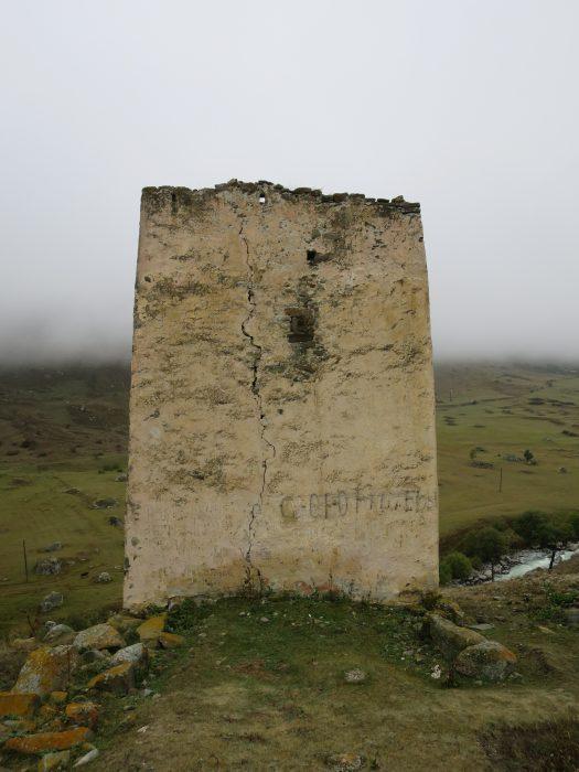 Безенги. Ак-Кала. Северная стена