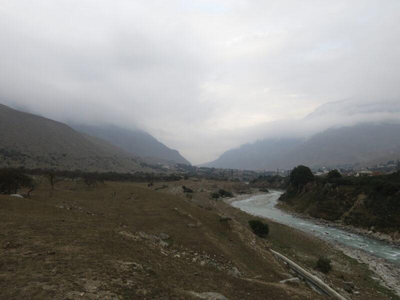 Балкария. Горы и река Черек