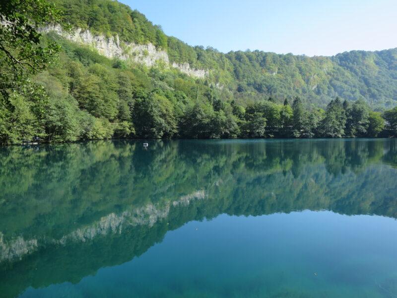 Балкария. Голубое озеро