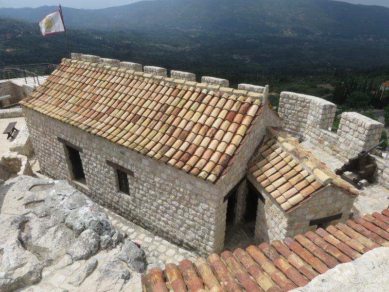 Сокол-Град. Дом кастеляна (1)
