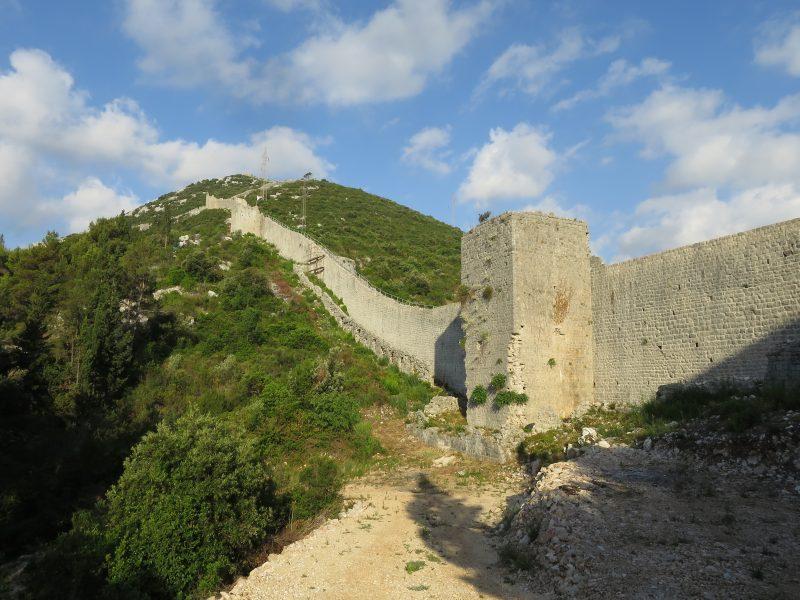 Северной участок большой стены