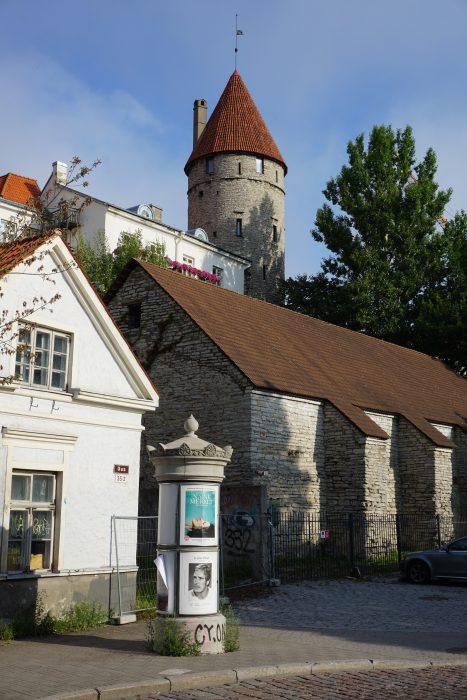 Таллин. Башня Столтинги