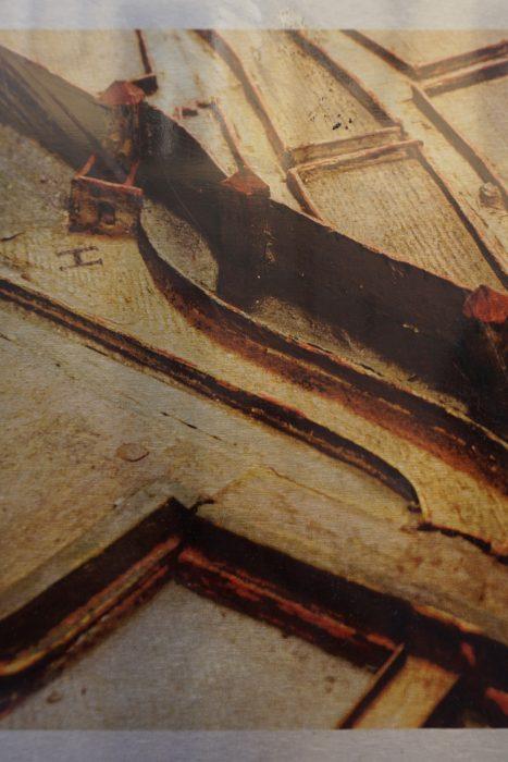 Таллин. Малые Морские ворота, деревянный макет укреплений 1682 г.