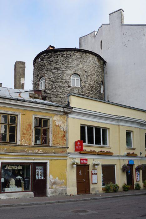 Таллин. Башня Хинке