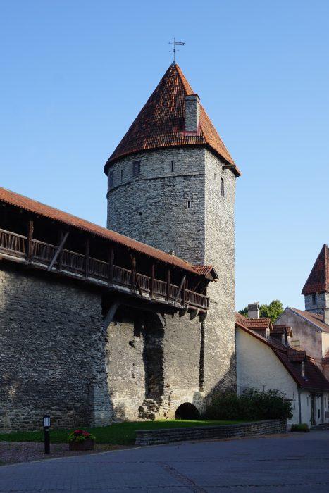 Таллин. Башня Кулдъяла