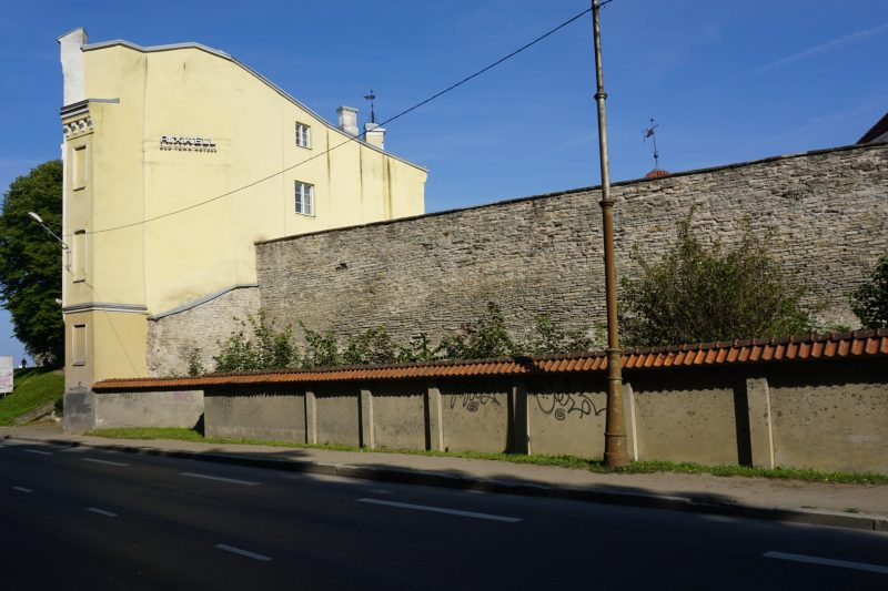 Таллин. Башня Рентени