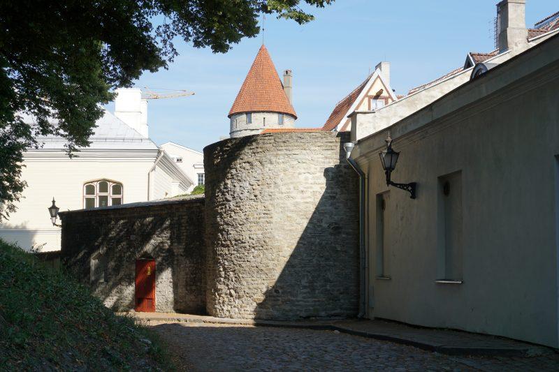 Таллин. Башня за Вульфгард