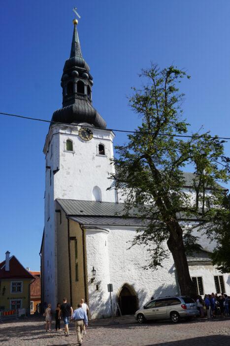 Таллин. Тоомпеа. Домский собор