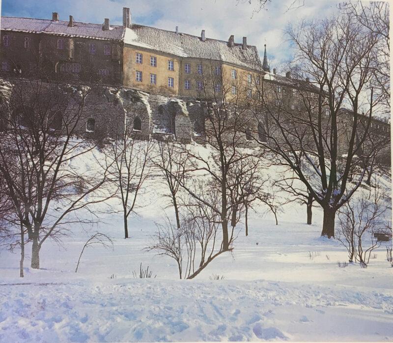 Таллин. Тоомпеа. Фото из книги