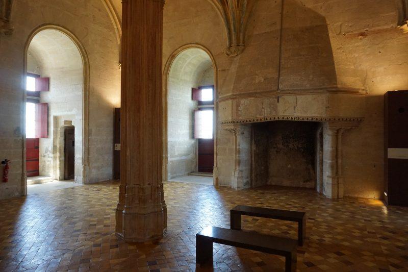 Венсенский замок. Личные покои короля